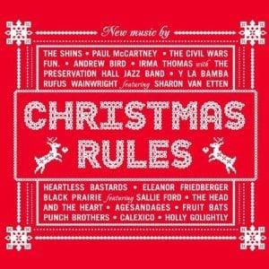 CD CHRISTMAS RULES mit PAUL McCARTNEY