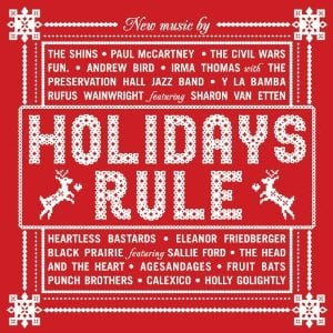 CD HOLIDAYS RULES mit PAUL McCARTNEY