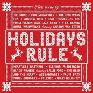 CD HOLIDAYS RULES mit PAUL McCARTNEY