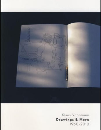 KLAUS VOORMANN: Buch DRAWINGS & MORES