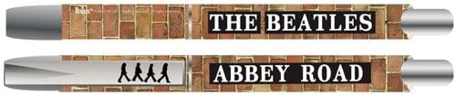 BEATLES Kugelschreiber / pen ABBEY ROAD STREET SIGN & LETTERING