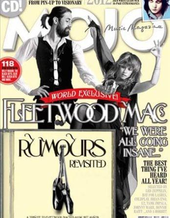 Musikmagazin MOJO 2013/01 mit CD
