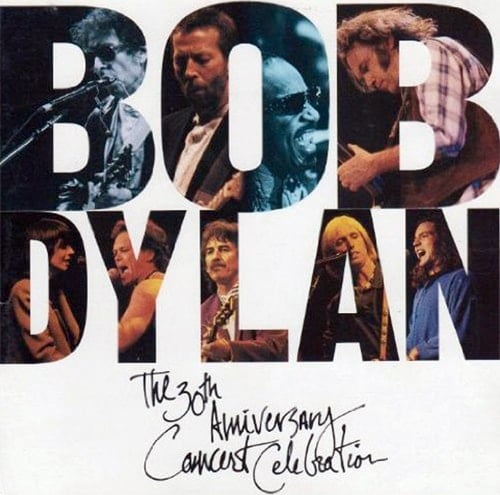 BOB DYLAN: Doppel-CD THE 30th ANNIVERSARY CONCERT CELEBRATION