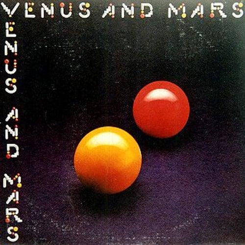 PAUL McCARTNEY: gebrauchte Vinyl-LP VENUS AND MARS