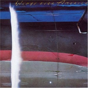 PAUL McCARTNEY & WINGS: gebrauchte Vinyl-3er LP WINGS OVER AMERI