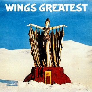 PAUL McCARTNEY & WINGS: gebrauchte Vinyl-LP WINGS GREATEST